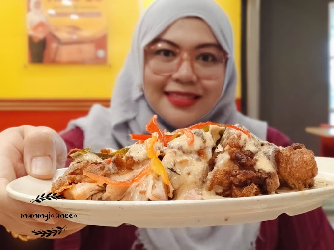 Grilled Butter Chicken The Chicken Rice Shop Jodoh Anda? Biar Betik?