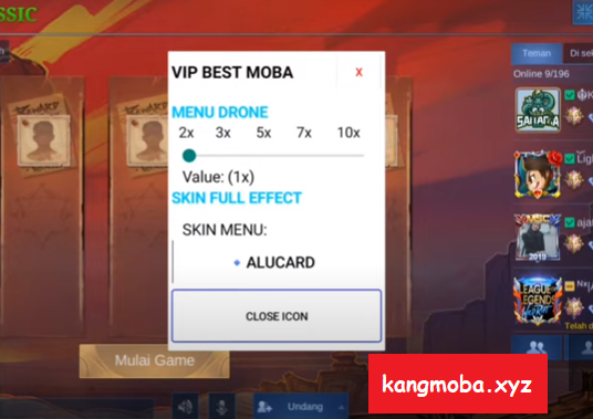 APK Best Drone VIP Moba