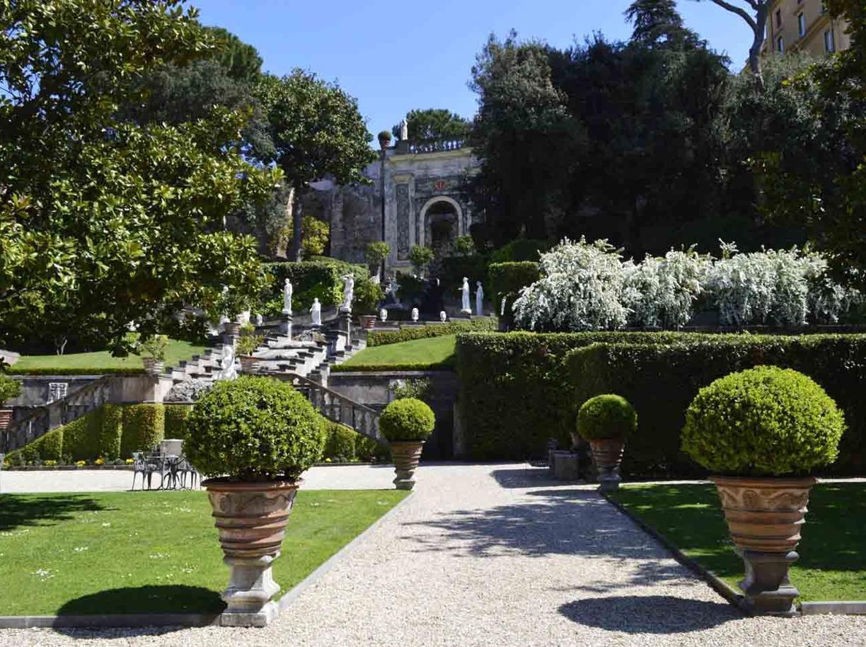 Roma le meraviglie dei giardini di palazzo colonna