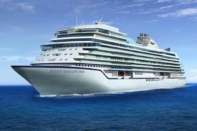 Regent Seven Seas new Seven Seas Explorer