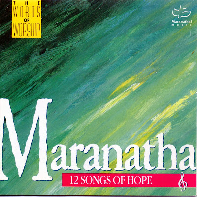 Words Of Worship-Maranatha-