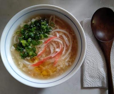 Resepi Sup Telur Chinese Style