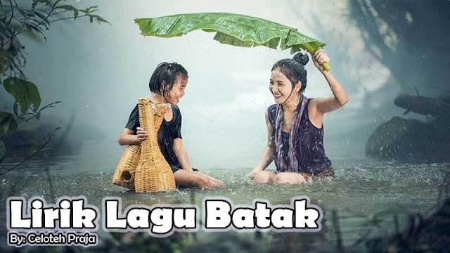 Lirik Lagu Batak Uju Dingolukkon Ma Nian  Somarlapatan Marende, Margondang, Marembas Hamu