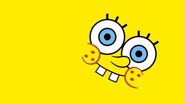 wallpaper gambar spongebob
