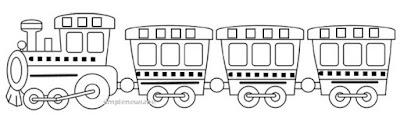 hasil kreasi gambar kereta api www.simplenews.me