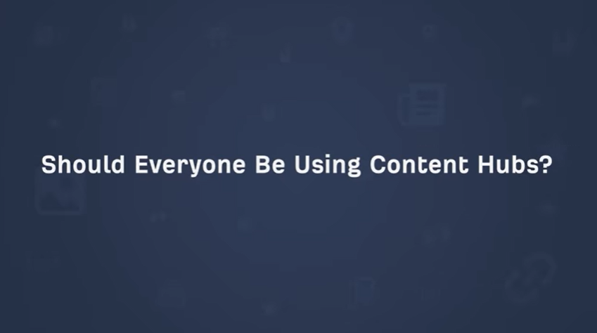 Content Hubs: Where SEO and Content Marketing Existing