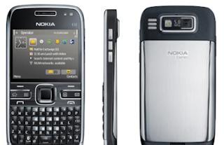 Nokia E63 Flashing Software