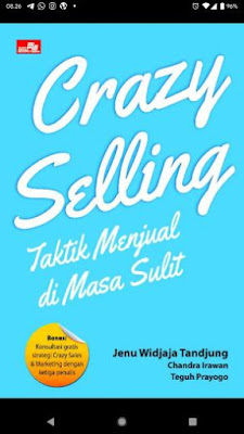 Crazy Marketing - Jenu Widjaja Tandjung