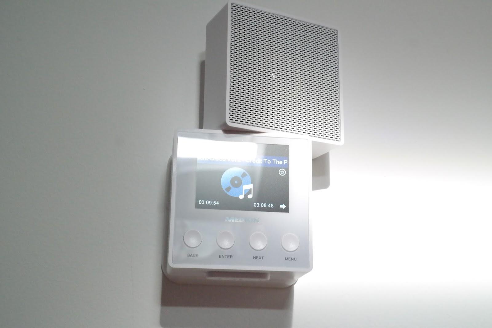 Das Steckdosen Internetradio MEDION® E85032 im Atomlabor-Test ...