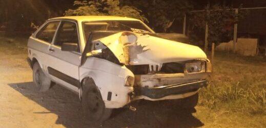 Un hombre grave tras un accidente de tránsito en Av. San Martin y Rio Negro, familiares piden testigos