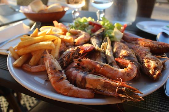 ... Reviews | UK Food Blog | Leicestershire : la marinière, marseille