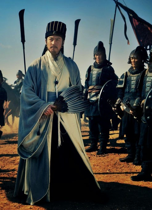 Chinese Story - 中国故事 - สามก๊ก - จูกัดเหลียง - ขงเบ้ง