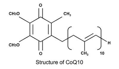 CoQ10 antioksidan