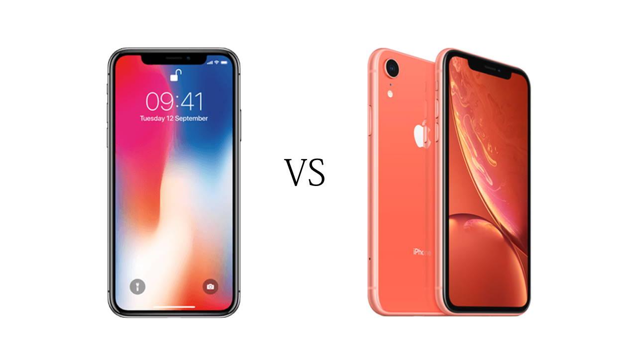 iPhone X dan XR