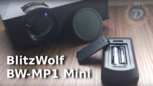 BlitzWolf BW-MP1 Mini Review Análise