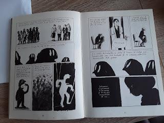 image maladie en BD bande dessinée image planche couverture blog littéraire résumé BD à lire