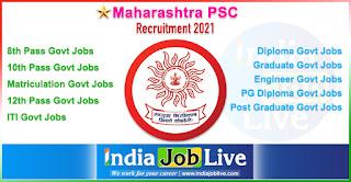 maharashtra-psc-recruitment-mpsc-indiajoblive.com