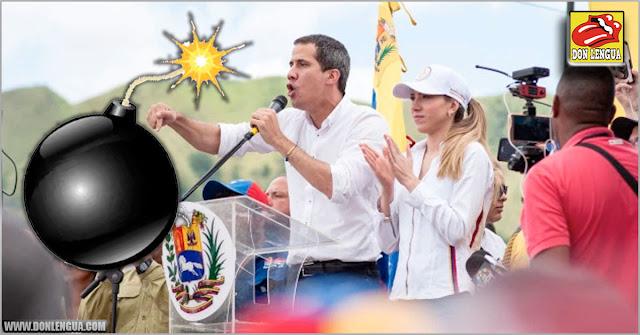 Guaidó intentará encender la Chispa que acabe con Maduro este sábado