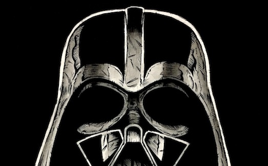 Darth Vader ART Photo