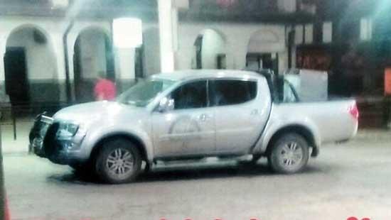 Denuncian uso indebido de bienes del alcalde de Villazón