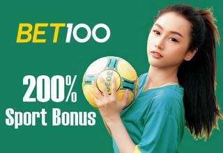 Bet100 Bonus