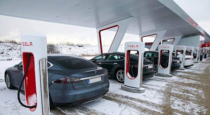 Tesla elimina la supercarga gratuita en los Tesla model S y X