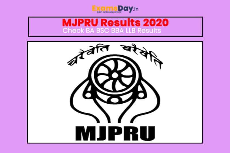 MJPRU Results 2020