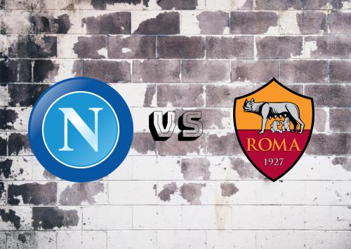 Napoli vs Roma  Resumen y Partido Completo