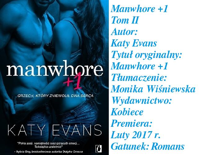 """""""Manwhore +1"""" - czyli kontynuacja losów Rachel i pana Sainta."""