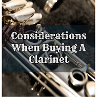Considerations When Buying A Clarinet