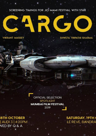 Cargo 2020 WEB-DL 300Mb Hindi 480p