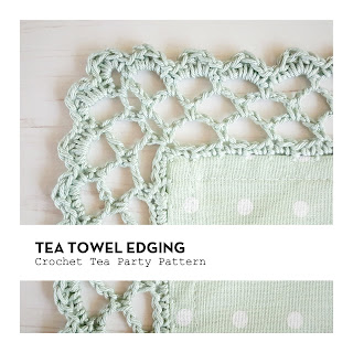 crochet edging border