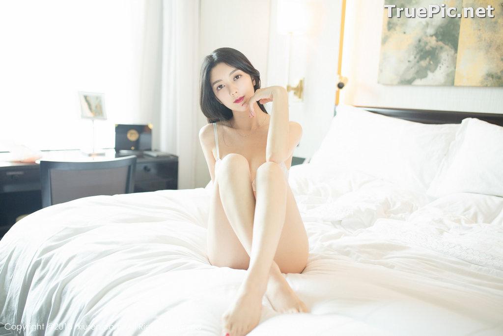 Image XIUREN No.1141 - Chinese Model - Xiao Reba (Angela小热巴) - Sexy Dress Tonight - TruePic.net - Picture-42