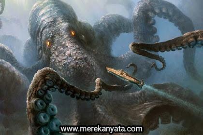 Misteri Kraken, Sebatas Legenda Atau Nyata?