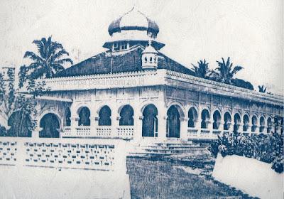mesjid raya pekanbaru