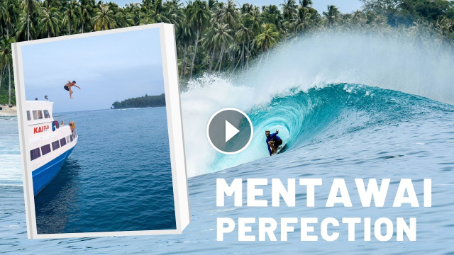 Mentawai perfection - Kai Dua surf charter