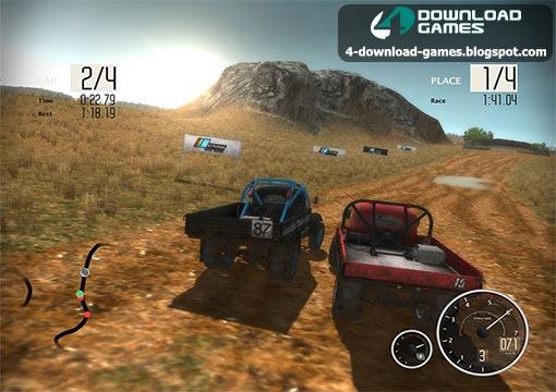 لعبة Autocross Truck Racing مجانا