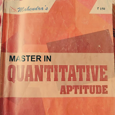 Download Free Mahendra's Quantitative Aptitude Book PDF