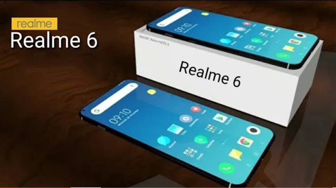 Realme 6: SD 710,48 MP Penta Camera, 6000MAH Battery, Punch Hole Display, Price and Launch Date 2020