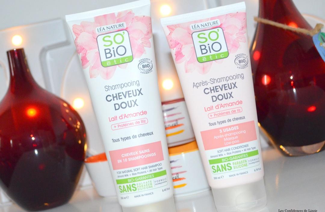 cheveux - produit pour les cheveux bio - shampoing bio - shampoing amande