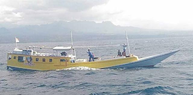 33 Nelayan WNI Ditahan Di Thailand, Langgar Batas Wilayah Laut