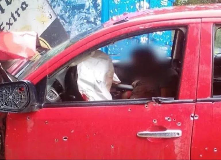 "Ejecutan a Laureano Castillo ""El Talibán"", jefe de plaza de Cárteles Unidos en Coalcomán, Michoacan"