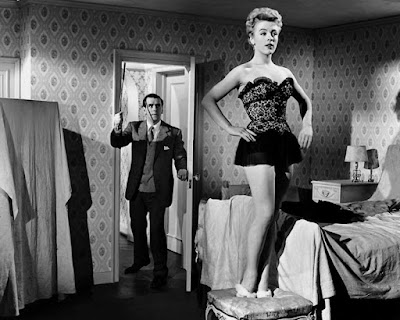 The Green Man - George Cole and Jill Adams