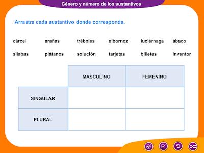 http://ceiploreto.es/sugerencias/juegos_educativos_2/8/Genero_numero_sustantivos/index.html