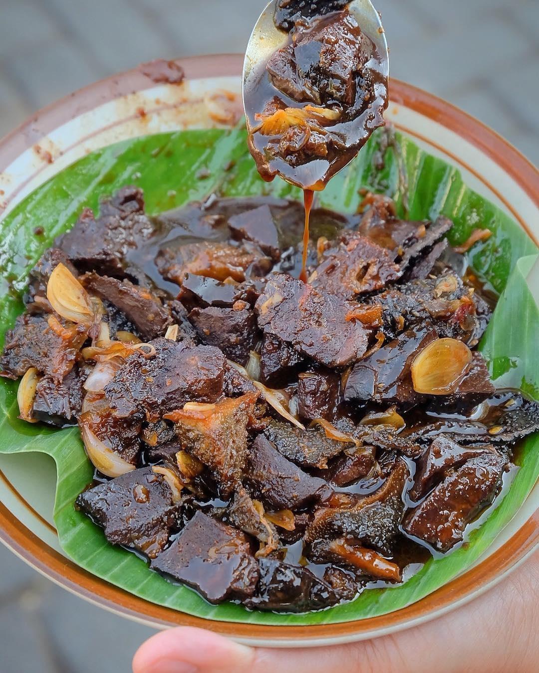 Wisata Kuliner Babat Gongso Pak Karmin Semarang