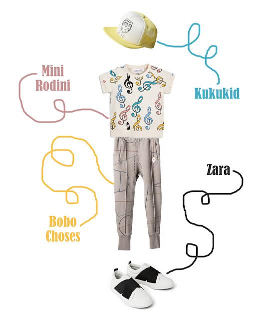 outfit for boy, czyli ubranie chłopca