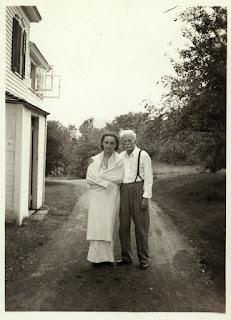 Georgia O'Keeffe y Alfred Stieglits