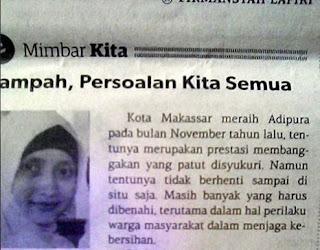 Blogger Perempuan dari Makassar
