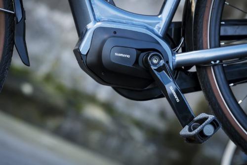 BSP elektrische moederfiets met Shimano middenmotor