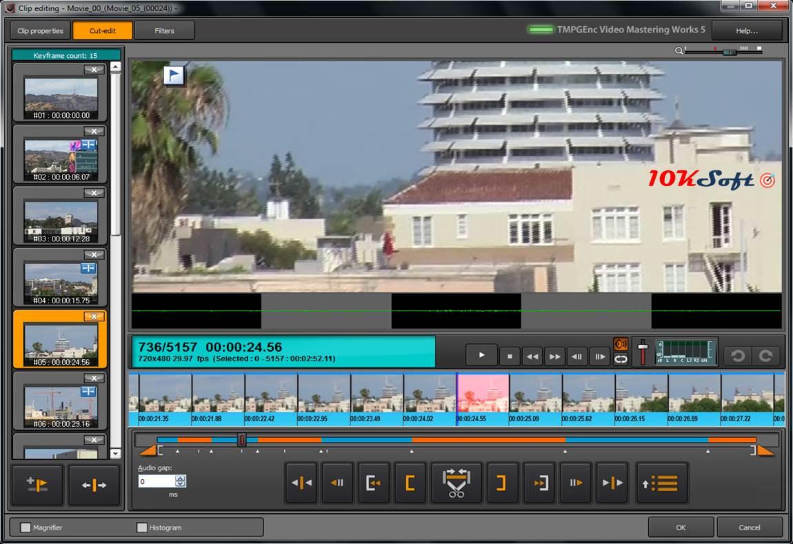 TMPGEnc Video Mastering Works 5 Offline Installer Download